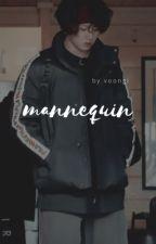 mannequin ↯ j.jk by voongi