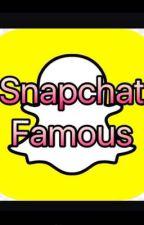 Snapchat famous by Ririchiyo-sama-12