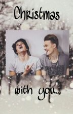 Christmas With You •Tradley• by Zee_loves_Nini