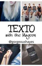 Texto // magcon [EN PAUSE] by gorgeoushayes
