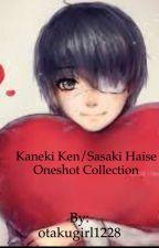 Kaneki Ken/ Sasaki Haise X ReaderOneshot Collection :3 by otakugirl1228