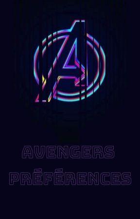 Préférences Avengers by FlorianeJoubert