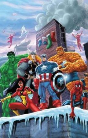 Marvel Christmas.A Very Marvel Christmas It S Looking A Lot Like Christmas