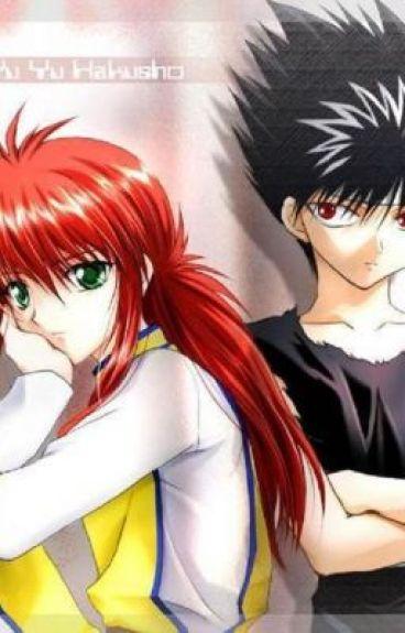 hiei and kurama relationship trust