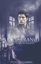 Sam Lestrange [2] by enchantedxquill