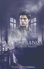Sam Lestrange [2] by enchantedquill-