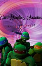 TMNT: Daughter Scenarios Discontinued by Tmnt_Outsider_Books
