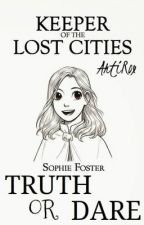 Truth or Dare - Keeper of the Lost Cities [ON HOLD] by ArtiRox