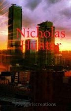 Nicholas Hunter (Based on the TV Series Moonlight) by Fanggirlscreations