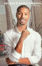 Micheal B Jordan by LoverGirlCupid