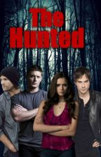 The Hunted (Sequel to My Vampire Mate) by Hannah-1997