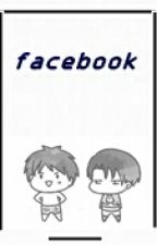 ♡FACEBOOK♡ ereri YAOI by nyan-M