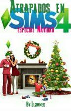 Atrapados En Los Sims Especial Navidad by Elsimmer