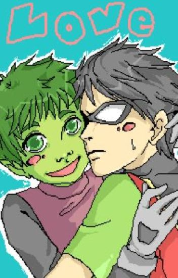 Robin x Beast Boy