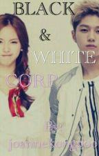 Black & White CORP.《MyungEun》 by joannekongooo