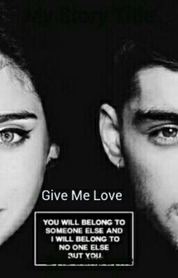 Give Me Love ||Zauren||