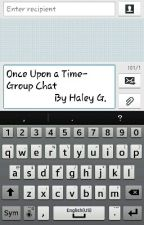 Once Upon A Time Group Chat by Starlei32