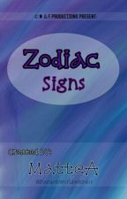 Zodiac Signs by M_and_F