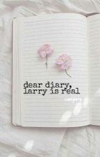 Diary Of Larry Shipper ♕ L.S by ziamilylarry