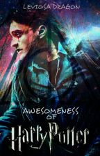 Awesomeness Of Harry Potter by LeviosaDragon
