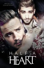 Half a heart ☀️ ziam by ziamscuddles