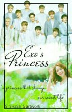 Exo's Princess 엑소의 공주 by MyraArisya