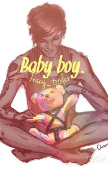 Baby Boy (Age Play) l.s. (Boyxboy)