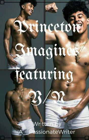 Princeton Imagines FEATURING Y/N