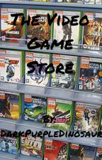 The Video Game Store *Destery Smith & Nathan Owens Fanfic* by DarkPurpleDinosaur