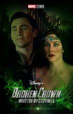 Broken Crown ✒ Loki Laufeyson by ElodieTyrell