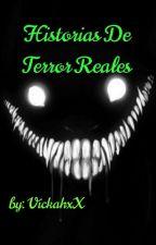 Historias de terror reales by DejameSerComoSoy