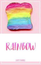 Rainbow ✿ HunHan by larryziamboo
