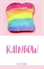 rainbow; hunhan {hiatus} by larryziamboo