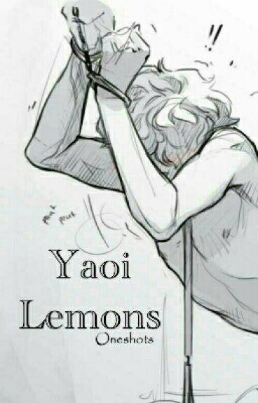 Yaoi Lemons OS