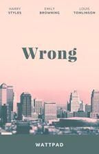 Wrong  |LT| by yourhoran_