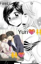 Relatos Yuri Y Yaoi by FireLu