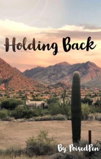 Holding Back  - Sebastian Stan AU