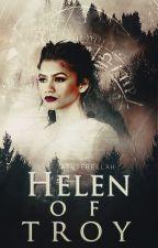 Helen of Troy by sinderellah
