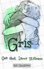 Gris. { One Shot, Larry Stylinson } by boobexr