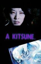 A Kitsune. by llyniax