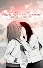 Never Ending Summer [YURI]  by theLadyBangtan