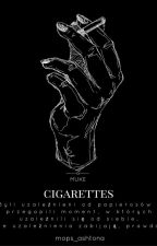 cigarettes ; muke by mops_ashtona