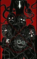 Invocaciones Creepypastas  by 666killer
