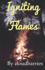 Igniting Flames  (Rose Weasley x Scorpius Malfoy) by cloudbarries