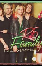 we saw them grow R5 by Lorenbatista-R5