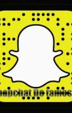 Snapchat De Famosos by Rodriguez470398