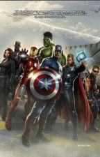 SupernaturalReader x Avengers by Bluenightflame