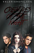 Creatures of the night   Liam Dunbar   by Valeriahopeless