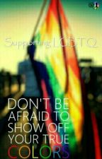 Supporting LGBTQ by fantasylight22