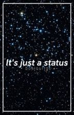 Its just a status ❥ cth + lrh by bonjourjgs